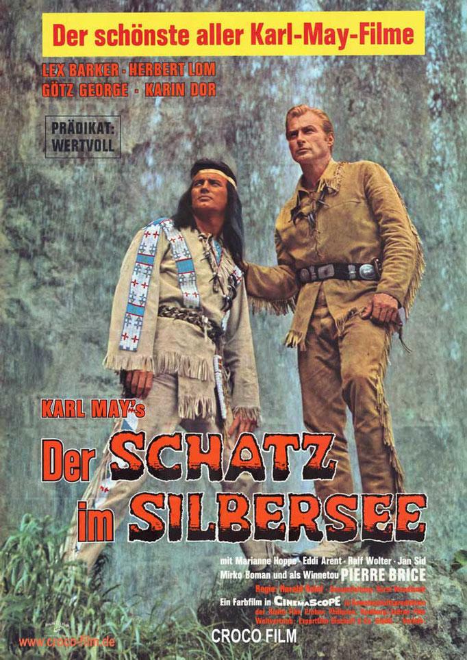 Winnetou Filme DVD