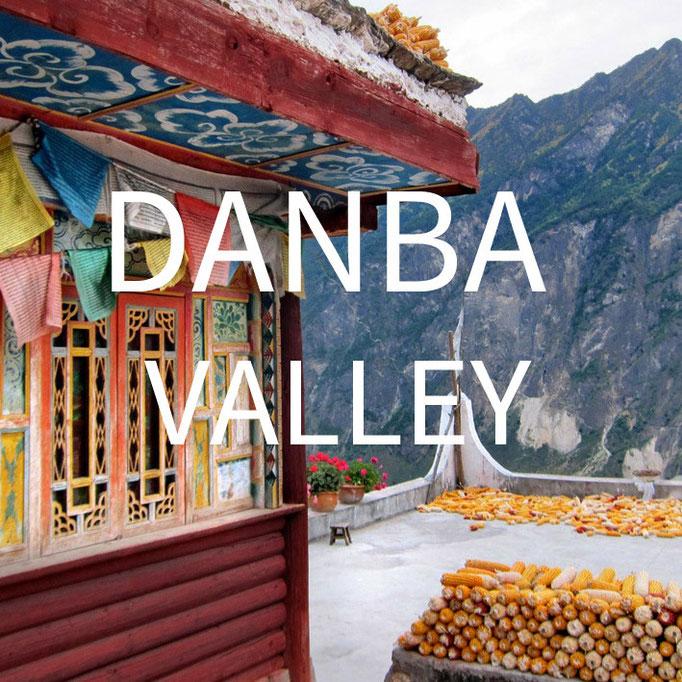 Danba Villages