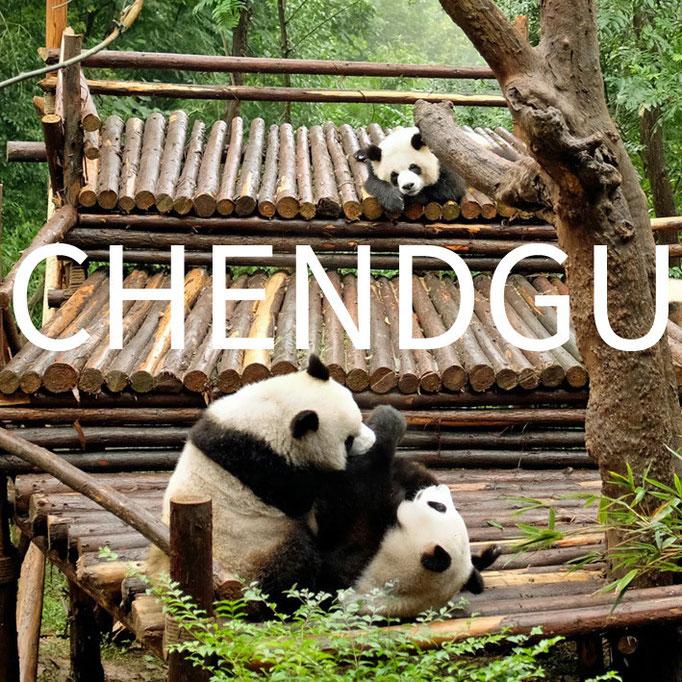 Chengdu Reisetipps
