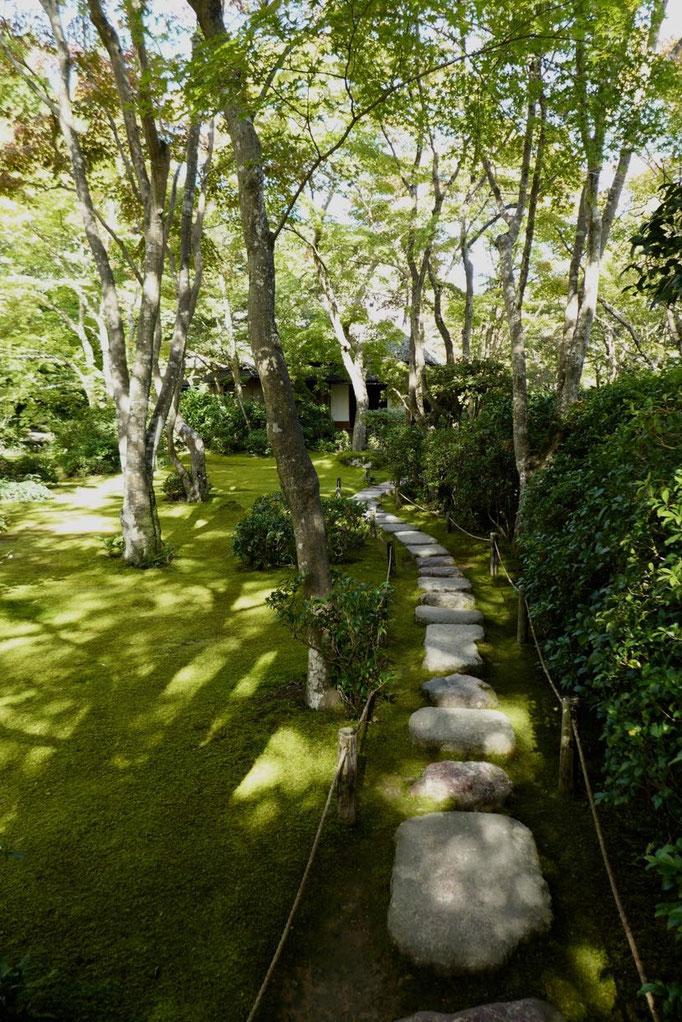 Kyoto japanische Gärten Tipp – Okochi Sanso Villa in Arashiyama