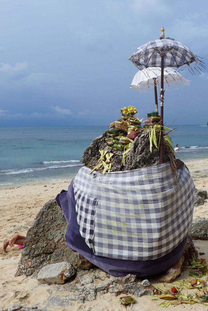 Strand bei Uluwatu ganz im Süden von Bali