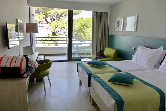 Zimmer, Hotel Sol Umag Sipar for Plava Laguna