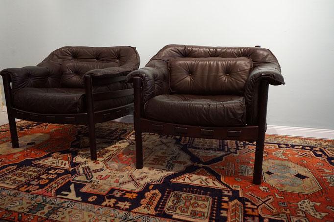 arne norell 1 sitzer ankauf teak 60er 70er 50er the vintage store hamburg midcentury. Black Bedroom Furniture Sets. Home Design Ideas
