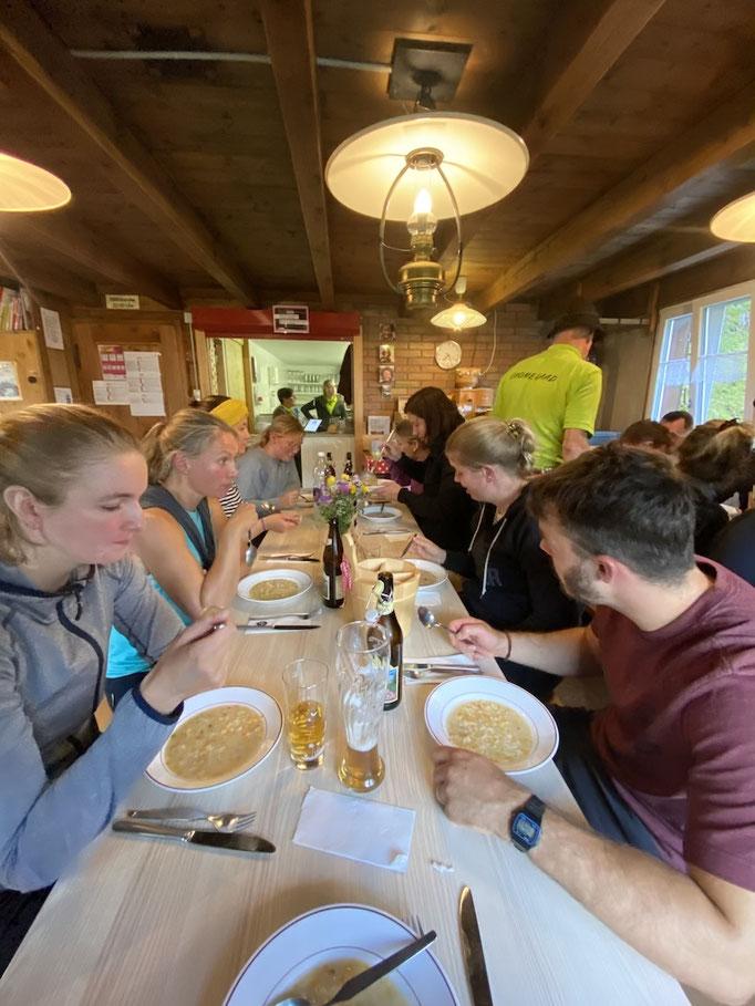 Turnschober Fitness Langenthal - Turnschober Wanderung ins Appenzellerland 2020