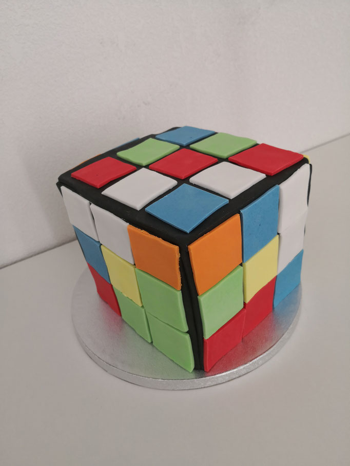 Anniversaire Rubik's Cube