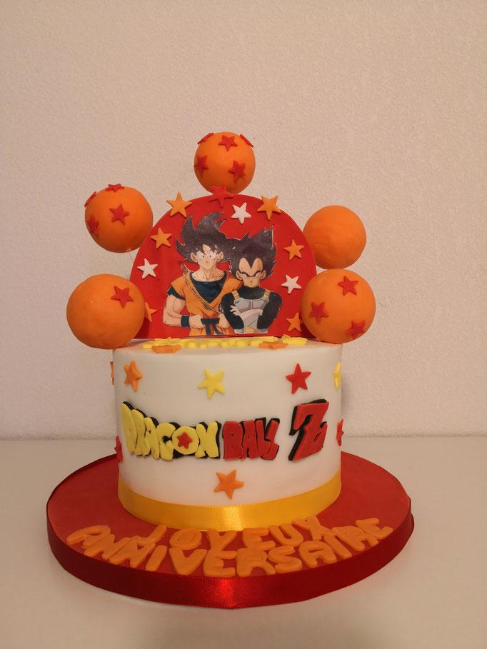 Anniversaire Dragon Ball Z