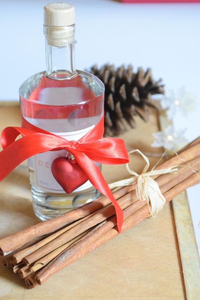 Pfalz Dry Gin von DELIRIUM als Weihnachtsgeschenkidee für Mann, Bruder und Vater.