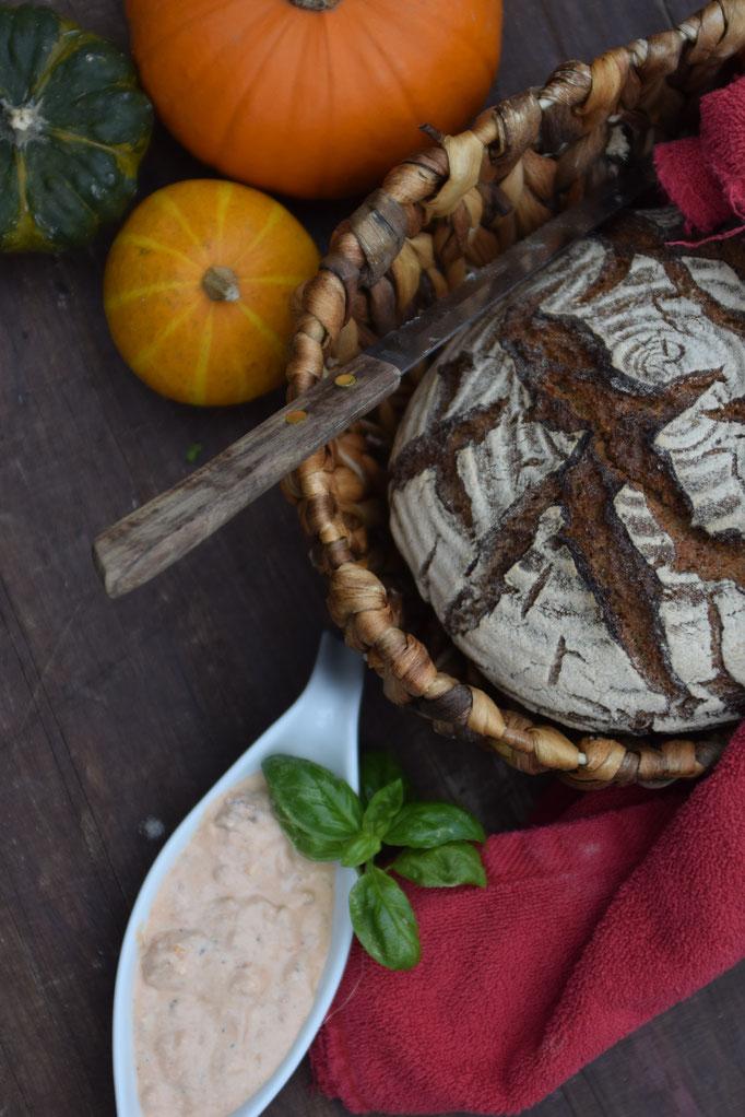 Leckere Brotaufstriche und Brote von Brot&Salz in Mannheim.