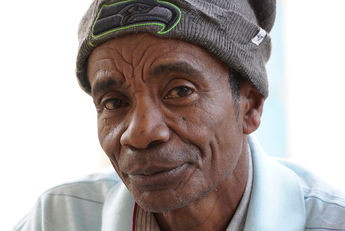 Lesabosty, Président du Fokontany d'Ambavaniasy.