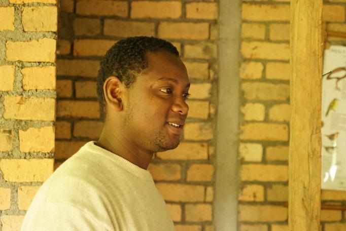 Erito, Chef de site de l'ONG