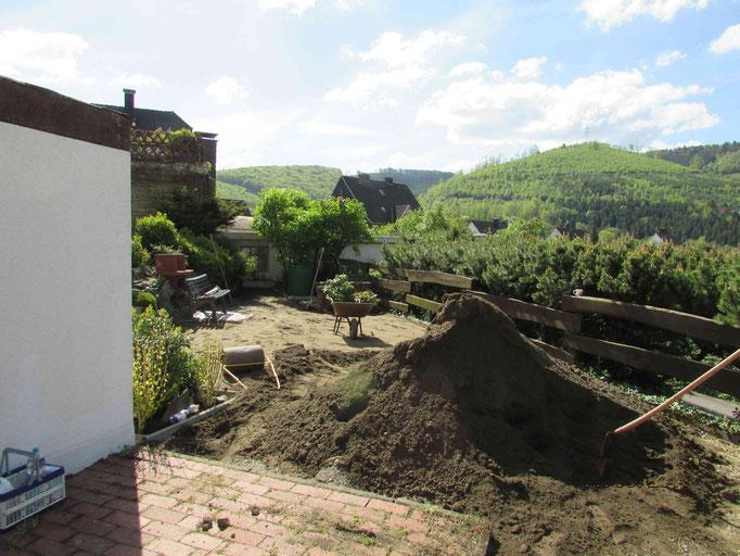 Garten- und Landschaftsbau Beispiele vom Heinzelmann