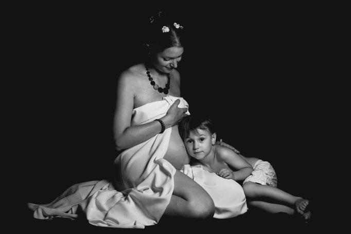 Séance photo grossesse à Nantes