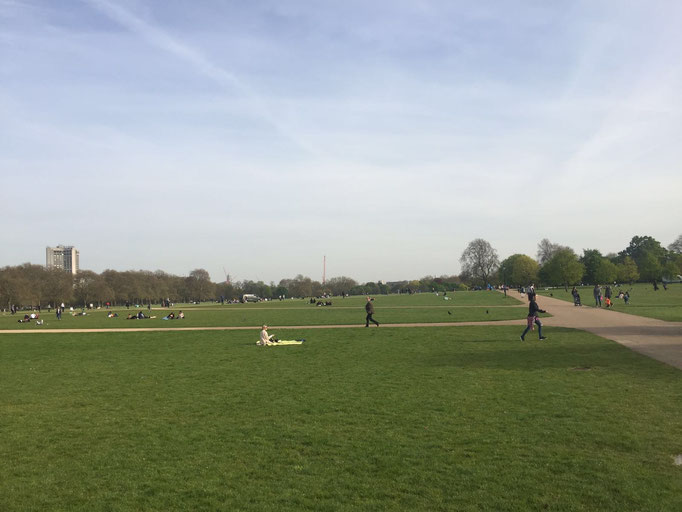 Hyde Park, london, Running Guide, City Guide, Run My City, run to discover, run to explore