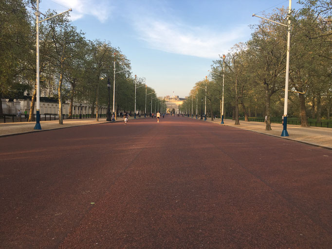 The Mall, london, Running Guide, City Guide, Run My City, run to discover, run to explore