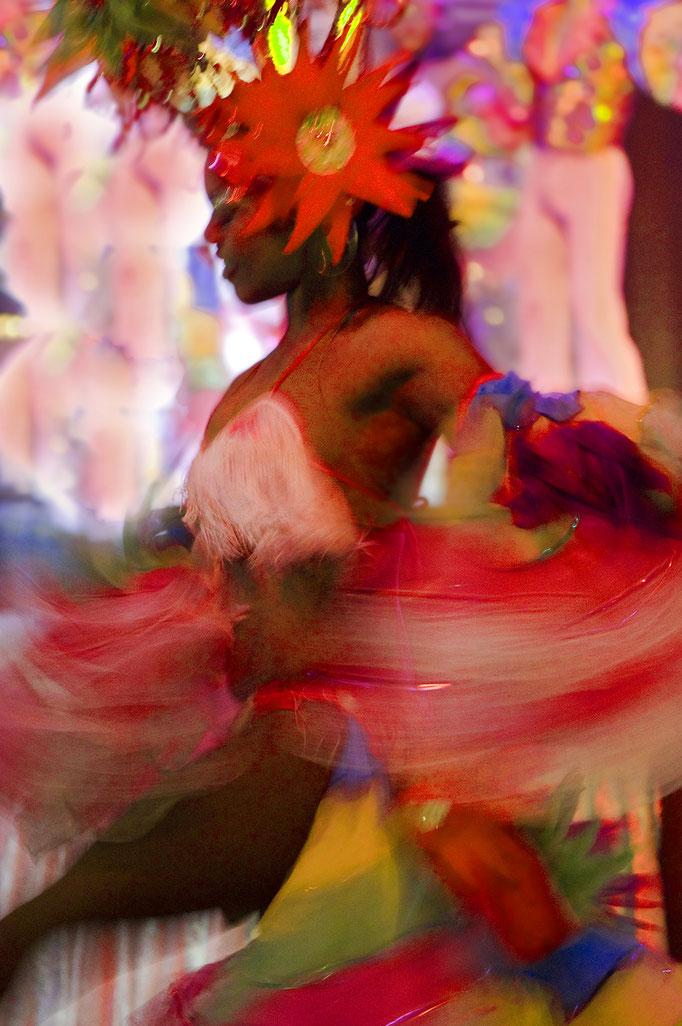 Flamencotänzerin - Varadero, Kuba