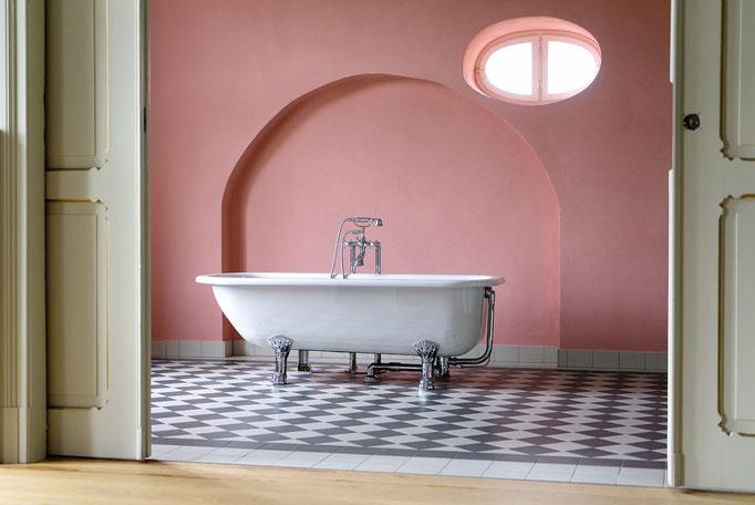 Badezimmer retro