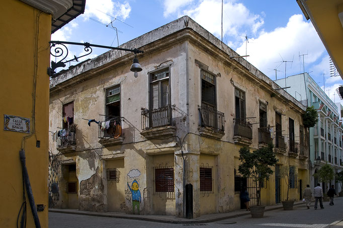 Mehrfamilienhaus - Havanna, Kuba
