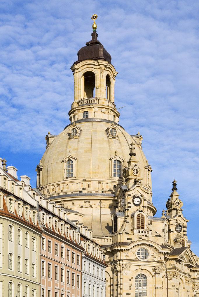 Frauenkirche - Dresden, Deutschland