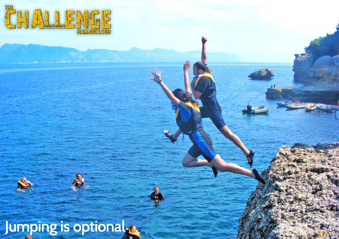 Adventure Holiday Mallorca North The Challenge Mallorca