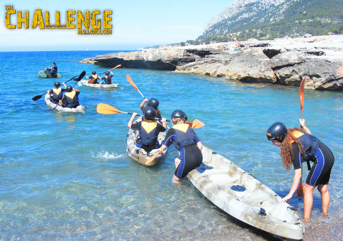 Adventure Tour in Alcudia The Challenge Mallorca