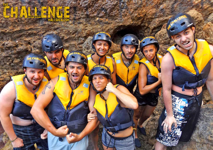Excursion in Can Picafort The Challenge Mallorca