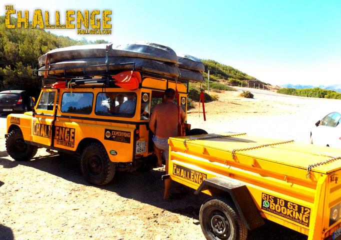 Adventure Activities in Mallorca The Challenge Mallorca