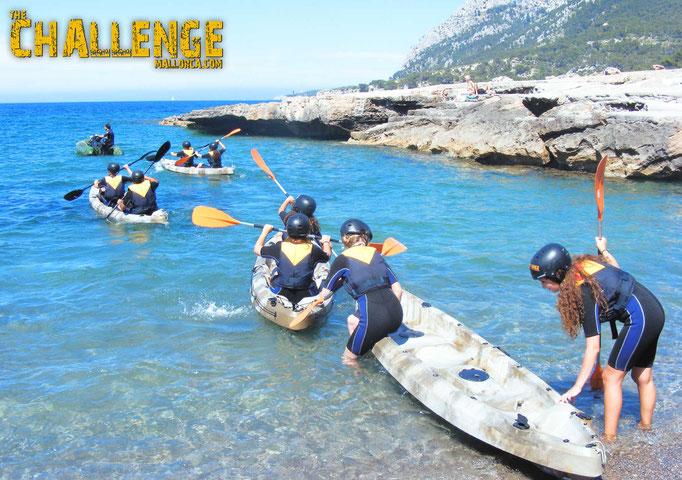 Adventure Tour in Alcudia The Challenge Mallorca