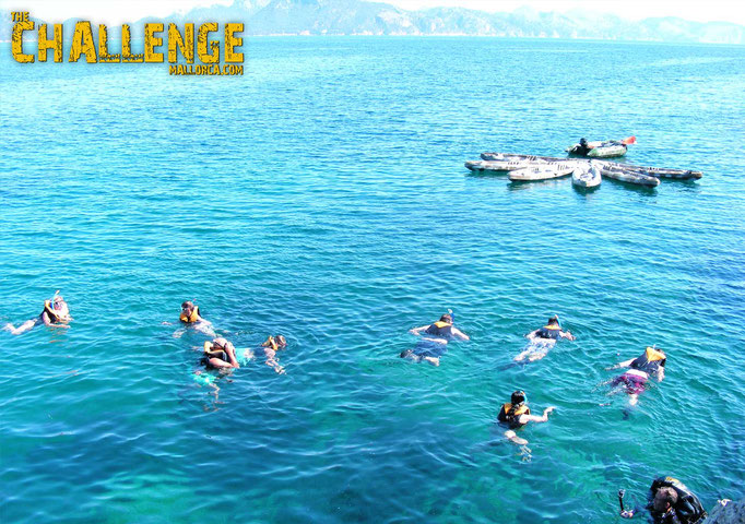 Coasteering in Can Picafort The Challenge Mallorca