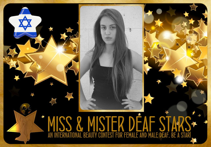 Miss Adel Hasia, Israel