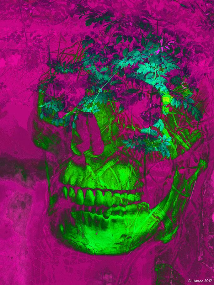 Green teeth