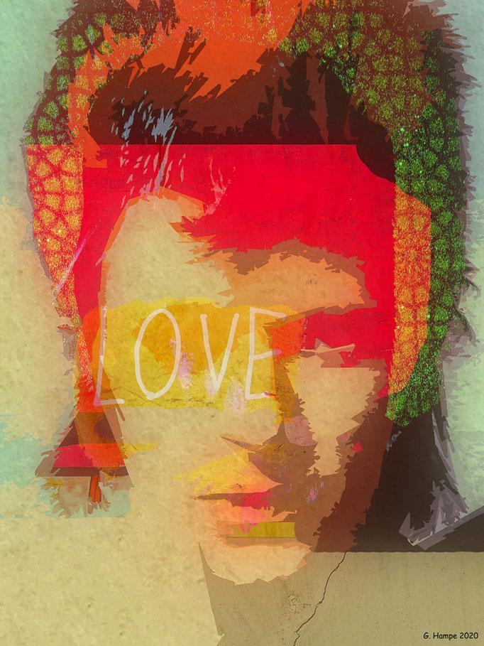 David in LOVE