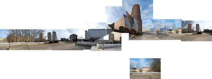 Esquisse par photomontage