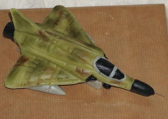 Marzipan-Flugzeug, Jet