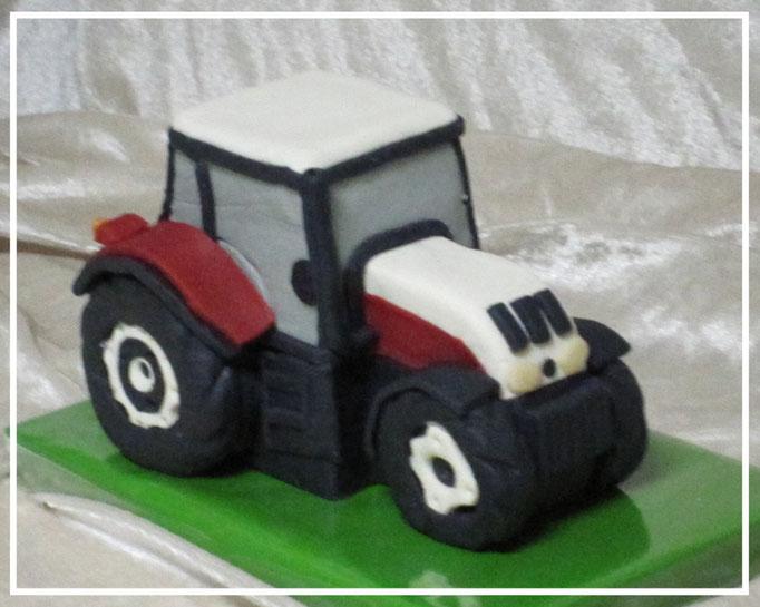 Marzipanauto, Traktor Steyr