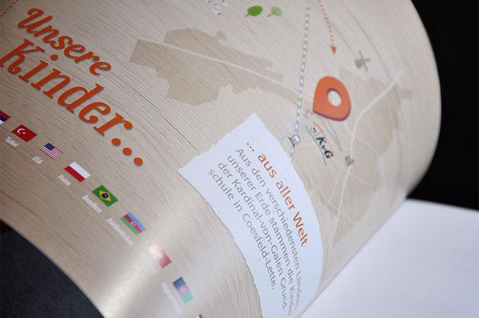 Magazin zum Jubiläum der Kardinal-von-Galen-Grundschule in Lette