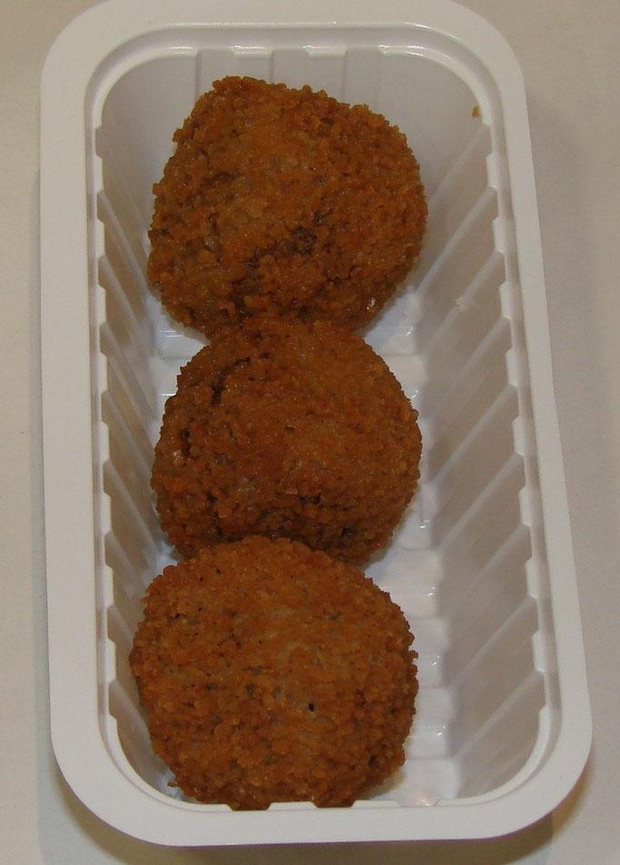 Bitterballen met rundsvlees