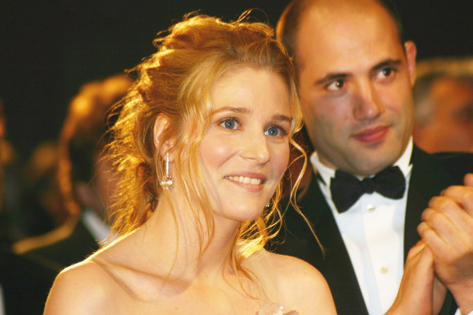 Natacha Regnier 2005 - Festival de Cannes 2005 - Photo © Anik COUBLE
