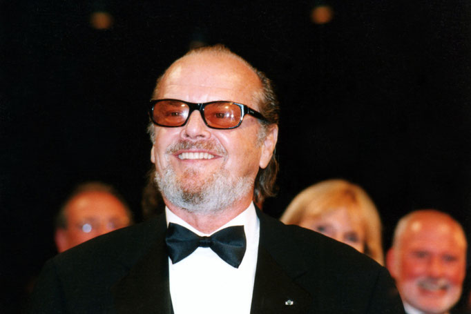 Jack Nickolson - Festival de Cannes 2001 - Photo © Anik COUBLE