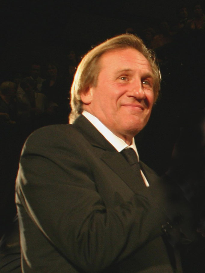 Gérard Depardieu - Festival de Cannes 2006 - Photo © Anik COUBLE