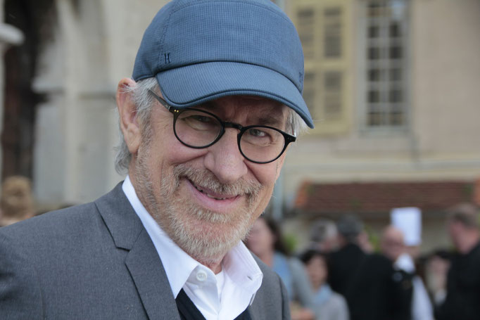 Steven Spielberg - Festival de Cannes - 2013 - Photo © Anik COUBLE