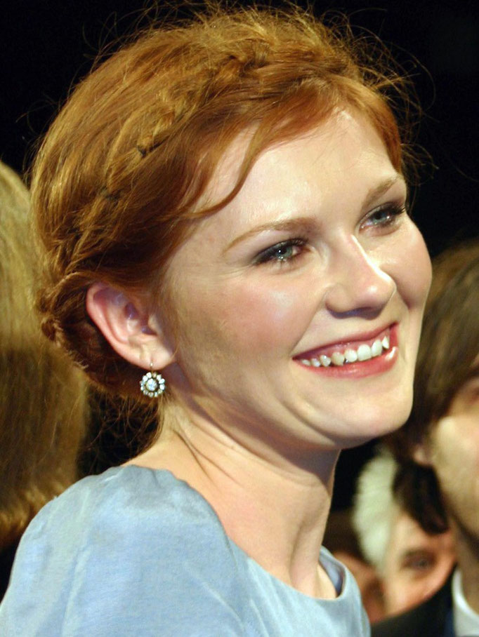Kirsten Dunst - Festival de Cannes 2006 - Photo © Anik COUBLE