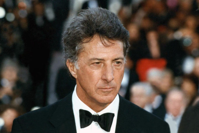 Dustin Hoffman - Festival de Cannes 1996 - Photo © Anik COUBLE