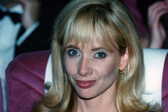 Rosanna Arquette- Festival de Cannes 1996 - Photo © Anik COUBLE