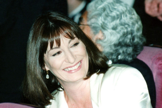 Anjelica Huston - Festival de Cannes 1996 - Photo © Anik COUBLE