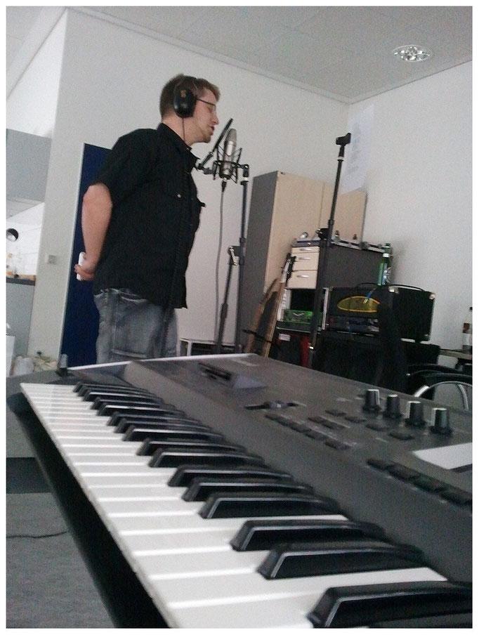 Aufnahme Gesang