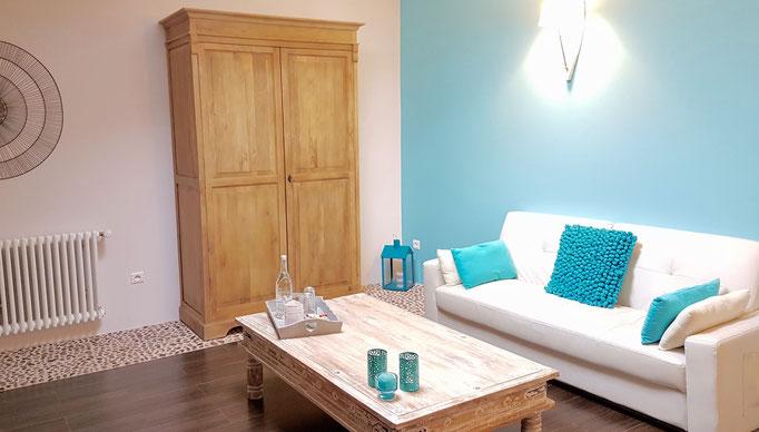 Chambre d'hôtes de luxe en Provence (Vaucluse) - Suite Envol de Papillons