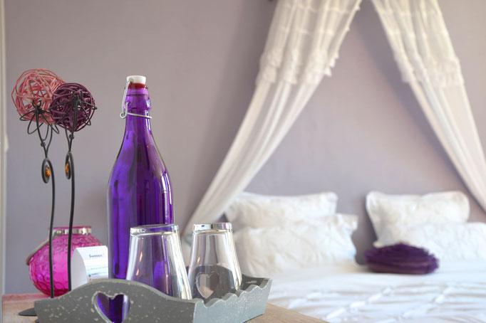 Chambre d'hôtes romantique Provence (Vaucluse)
