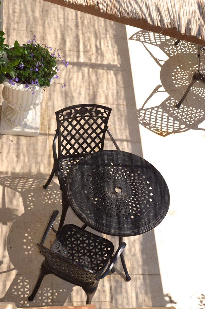 Terrasse - Chambre d'hôtes Provence
