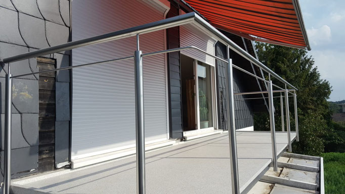 balkon nachtr glich anbauen ob holzbelag balkoplan oder als terase bruchm lbach miesau an. Black Bedroom Furniture Sets. Home Design Ideas