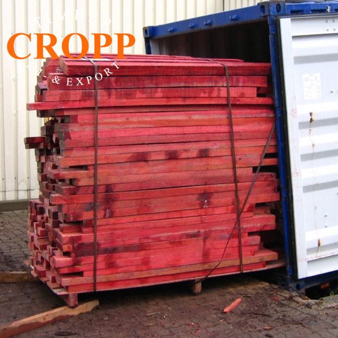 Lumber List Site 2 - Edelholz Großhandel Hamburg Max Cropp e K